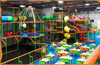 Crazy Town Soft Playframe